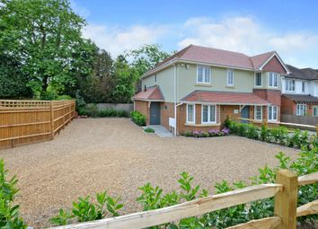 Thumbnail 3 bedroom semi-detached house for sale in Larchwood, Ember Gardens, Thames Ditton