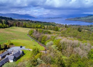 Thumbnail 6 bed detached house for sale in Sheildaig Farm, Balloch, Loch Lomond