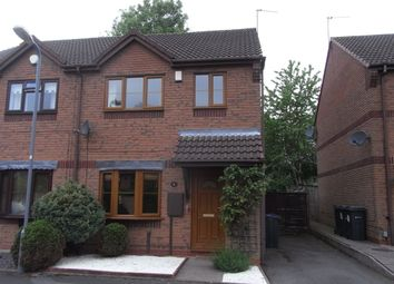 Thumbnail 3 bed semi-detached house to rent in Lennox Grove, Wylde Green, Sutton Coldfield