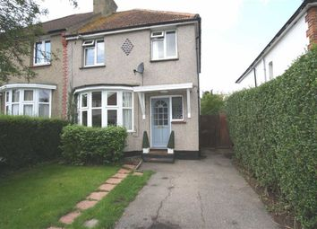 Thumbnail 3 bed semi-detached house to rent in Montague Avenue, Leigh On Sea, Essex