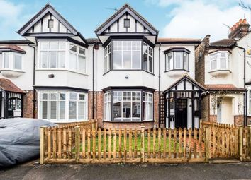 Thumbnail 3 bed semi-detached house for sale in Oak Hill Gardens, Woodford Green