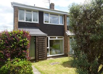 Thumbnail 3 bed property to rent in Pikes Crescent, Taunton