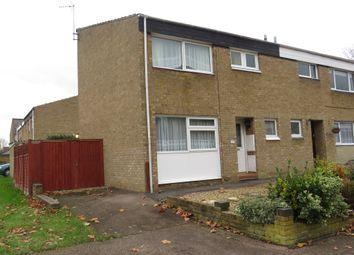 Thumbnail 3 bedroom semi-detached house for sale in Mursley Court, Stony Stratford, Milton Keynes