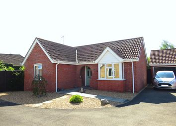 Thumbnail 2 bed detached bungalow for sale in Fleetwood Close, March