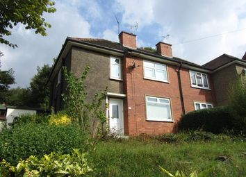 Thumbnail 3 bed semi-detached house to rent in Barberwood Road, Rotherham