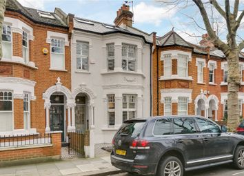 Thumbnail 5 bed terraced house to rent in Niton Street, London