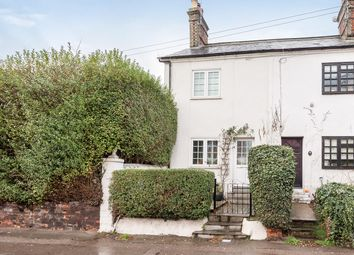 Thumbnail 2 bed end terrace house for sale in Ickleford Road, Hitchin