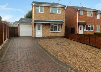 Thumbnail 3 bed detached house for sale in Bakewell Road, Long Eaton, Nottingham