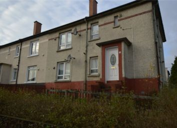 Thumbnail 3 bed flat for sale in Barrwood Street, Glasgow, Lanarkshire