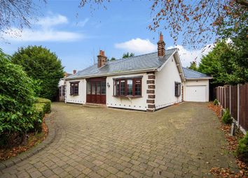 Thumbnail 4 bed detached bungalow to rent in Moss Delph Lane, Aughton, Ormskirk