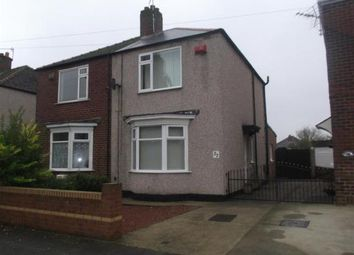 Thumbnail 2 bed semi-detached house for sale in Hewitson Road, Darlington, Durham