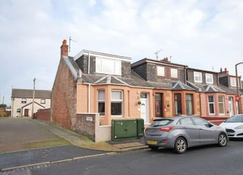 Thumbnail 2 bed end terrace house for sale in 1 Bellesleyhill Road, Ayr