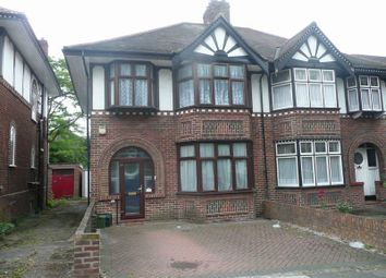 Thumbnail 3 bed property to rent in Brunswick Road, Ealing, London
