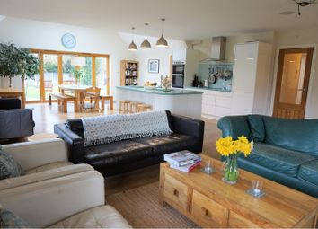 Thumbnail 4 bed detached house for sale in Wood Street Green, Guildford