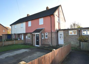 Thumbnail 3 bed semi-detached house for sale in Normandy Avenue, Colchester