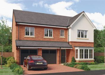 "Thumbnail 5 bed detached house for sale in ""The Buttermere"" at Parkside, Hebburn"