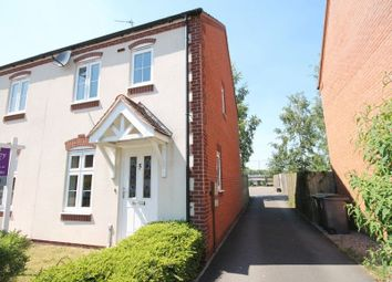 Thumbnail 2 bed terraced house for sale in Sandbrook Close, Hinstock, Market Drayton