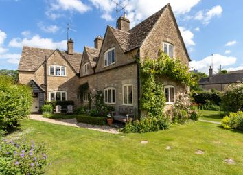 Thumbnail 4 bed detached house for sale in The Square, Maces Hill, Daglingworth, Cirencester, Gloucestershire