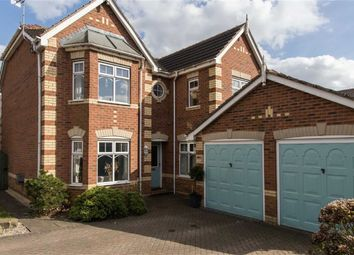 Thumbnail 4 bed detached house for sale in Russet Close, Scunthorpe