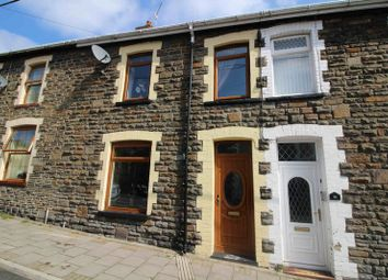 Thumbnail 3 bed terraced house for sale in Gertrude Street, Abercynon, Mountain Ash