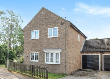 Thumbnail 3 bed link-detached house for sale in Birchwood, Carterton
