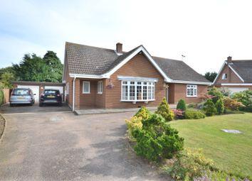 Thumbnail 2 bed detached bungalow for sale in Cedar Grove, North Runcton, Kings Lynn, Norfolk