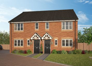 Thumbnail 3 bed semi-detached house for sale in Bective Road, Kingsthorpe, Northampton