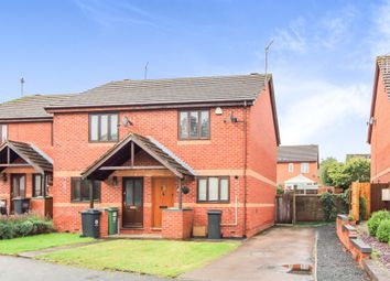 Thumbnail End terrace house for sale in Hoskyns Avenue, Harley Warren, Worcester