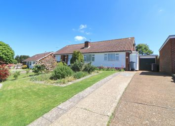 Thumbnail 2 bed bungalow for sale in Winchester Way, Eastbourne, East Sussex