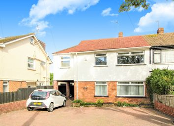 Thumbnail 5 bedroom semi-detached house for sale in New Road, Rumney, Cardiff