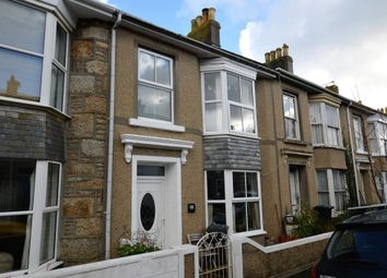 Thumbnail 4 bed terraced house for sale in Belgravia Street, Penzance, Cornwall