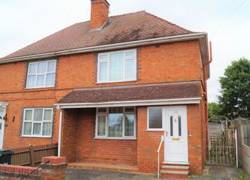 Thumbnail 3 bed semi-detached house for sale in Rose Avenue, Worcester