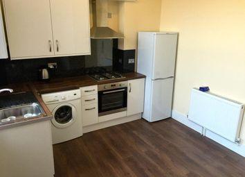Thumbnail 3 bed flat to rent in Boleyn Road, London