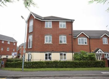 Thumbnail 2 bedroom flat to rent in Harbourne Close, Kenilworth