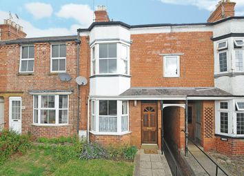 Thumbnail 4 bedroom terraced house for sale in Warwick Road, Banbury