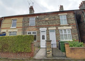 Thumbnail 2 bed terraced house to rent in Holdich Street, Peterborough