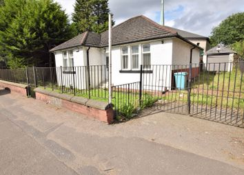 Thumbnail 3 bed detached bungalow for sale in Carlisle Road, Airdrie