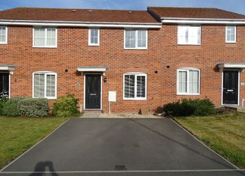 Thumbnail 3 bed town house to rent in Brownley Road, Clipstone Village, Mansfield