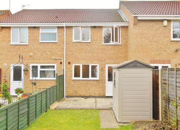 Thumbnail 2 bed terraced house to rent in Loveridge Close, Swindon
