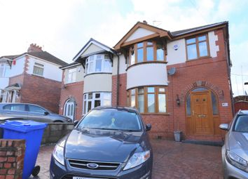 3 bed semi-detached house for sale in Grove Avenue, Heron Cross ST4