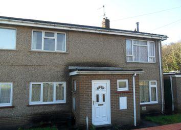 Thumbnail 2 bedroom flat to rent in Heol Y Llwynau, Pontardawe, Swansea.