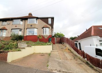 Thumbnail 5 bed semi-detached house for sale in Coniston Road, Barnehurst, Kent