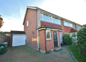 Thumbnail 3 bed semi-detached house for sale in Haslett Road, Shepperton