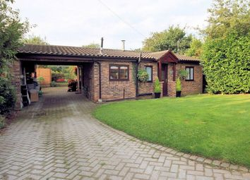 Thumbnail 2 bedroom bungalow for sale in Bucklow Dell, Pickmere Lane, Pickmere
