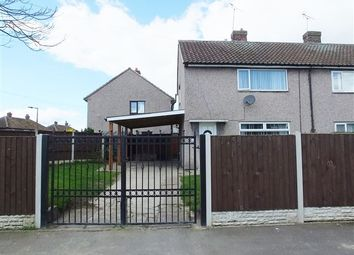 Thumbnail 2 bed semi-detached house for sale in Athelstane Drive, Thurcroft