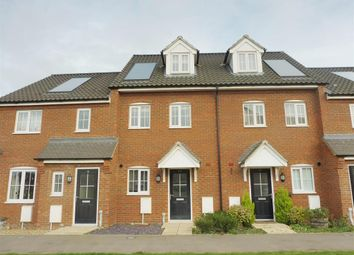 Thumbnail 3 bed property to rent in Carpenter Close, Wymondham