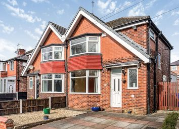 Thumbnail 3 bed semi-detached house to rent in Woodstock Drive, Swinton, Manchester