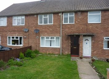 Thumbnail 3 bed property to rent in Buttler Way, Sleaford, Lincs