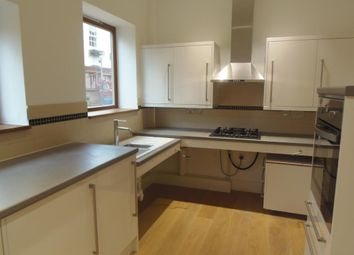 Thumbnail 1 bed flat to rent in Old Woolwich Road, London