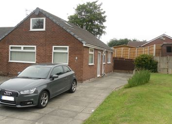Thumbnail 2 bed bungalow to rent in Dalkeith Road, Hindley